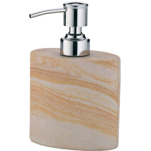 Kela Dune dozownik do mydła, z piaskowca, 0,2 l, KE-23062 (10958882)