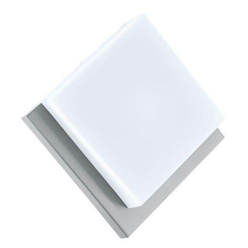 Kinkiet Eglo Infesto 1 94877 lampa oprawa ścienna sufitowa 1x8,2W LED satyna biały, 94877