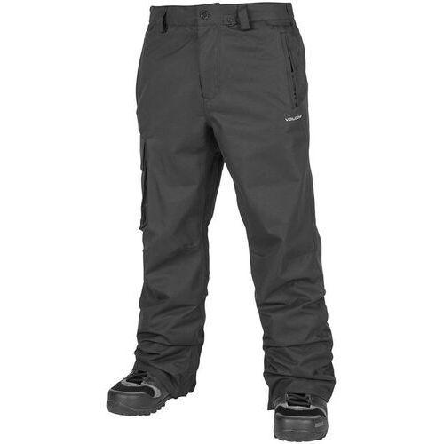 spodnie VOLCOM - Ventral Pant Black (BLK) rozmiar: M