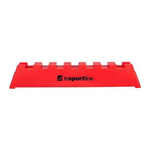 Przeszkoda prostokątna rectangle, czerwony marki Insportline