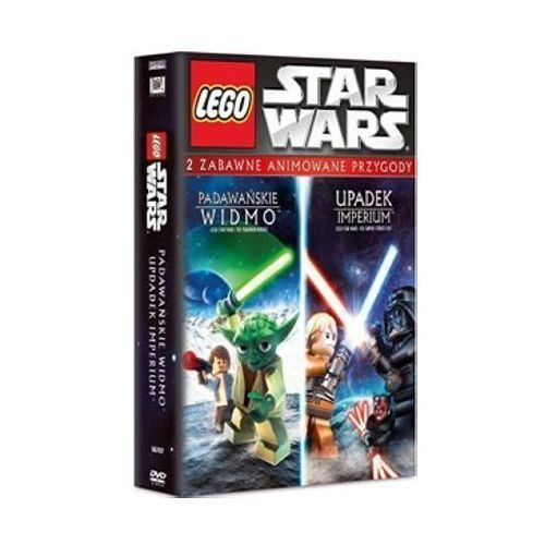 LEGO Star Wars - Zestaw 2 Filmów (DVD) - David Scott, Guy Vasilovich z kategorii Filmy animowane