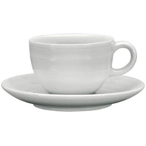 Filiżanka do espresso ze spodkiem | 4 szt. | 7/12(Ø)x(H)7cm