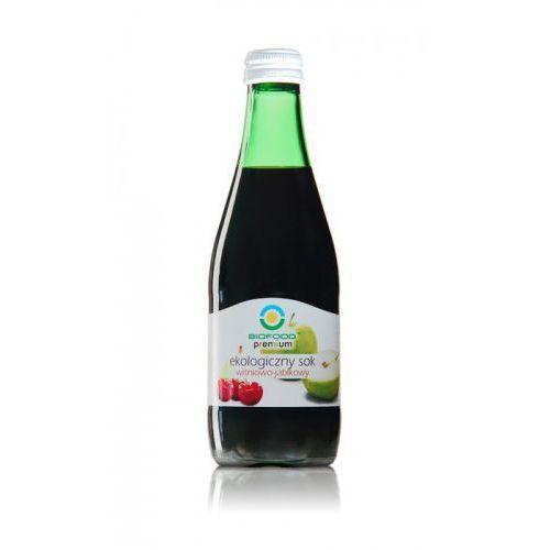 Sok wiśniowo-jabłkowy bio 300ml od producenta Bio food