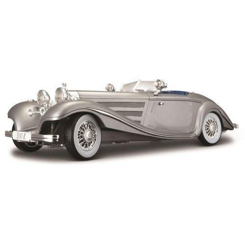 mercedes-benz 500k specialroadster 1936 marki Maisto