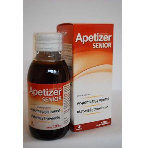 Aflofarm Apetizer senior syrop 100ml (5906071062075)