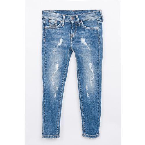 Pepe jeans - jeansy dziecięce pixlette 92-180 cm