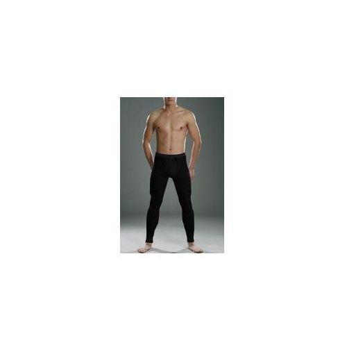 Kalesony męskie authentic czarne marki Cornette