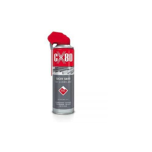 Suchy smar teflonowy cx-80 500ml aplikator marki Cx-80 polska