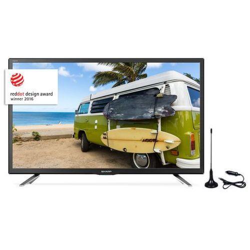 TV LED Sharp LC-24CHG5112