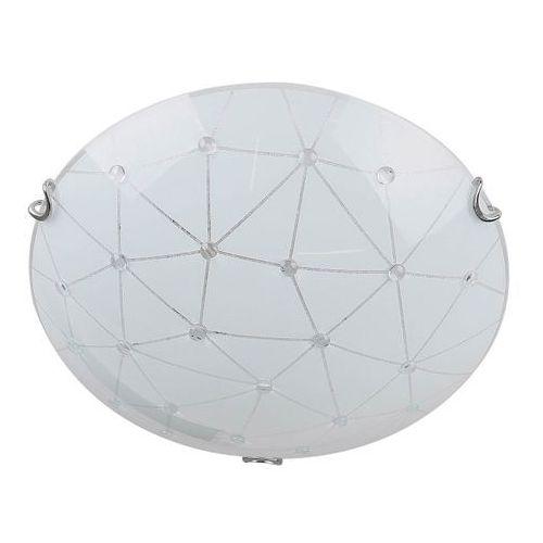 Plafon Rock 1 x 60 W E27 chrom (5906714882176)