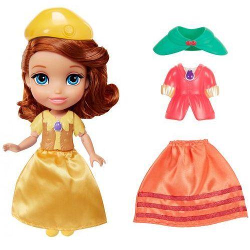 jej wysokość zosia- lalka z akcesoriami, zestaw mody marki Disney