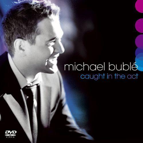 Michael Buble - Caught In The Act, kup u jednego z partnerów