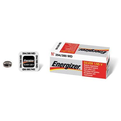 Bateria srebrowa mini 394-380 / g9 / sr936w marki Energizer