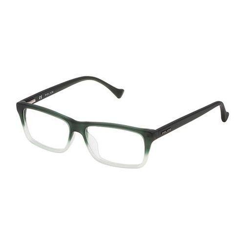 Police Okulary korekcyjne  vk041 solid 1 kids 06pc
