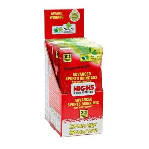 High5 energysource żywność dla sportowców lemon 12 x 47g żółty/czerwony 2018 zestawy i multipaki (5027492997972)