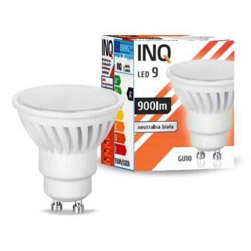 Żarówka led gu10 9w mr16 4000k lighting lr040nw marki Inq
