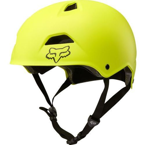 Fox Flight Sport Kask rowerowy Mężczyźni żółty L | 57-58cm 2018 Kaski rowerowe