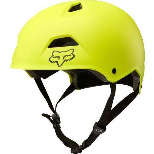 Fox Flight Sport Kask rowerowy Mężczyźni żółty M | 55-56cm 2018 Kaski rowerowe