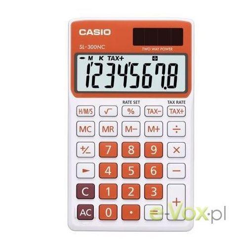 Kalkulator CASIO SL-300NC-RG-S-EH, SL-300NC-RG-S-EH