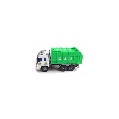 Madej Śmieciarka kontenerowa z napędem służby miejskie