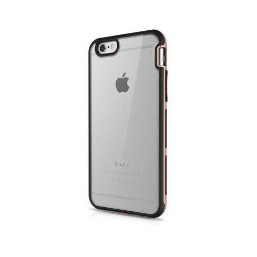 Etui ITSKINS Venum Reloaded do iPhone 6/6S Czarno-różowy, kolor wielokolorowy