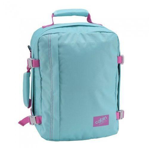 Plecak torba podręczna CabinZero mini + pokrowiec organizer gratis - lipe blue