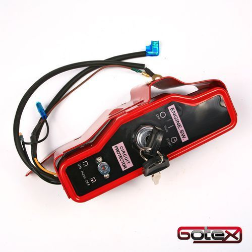 Stacyjka elektryczna do Honda GX270 GX390, stacyjka GX270, GX390