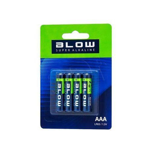 Blow bateria super alkaline aaa lr3 blister- produkt w magazynie! ekspresowa wysyłka! (5900804002635)