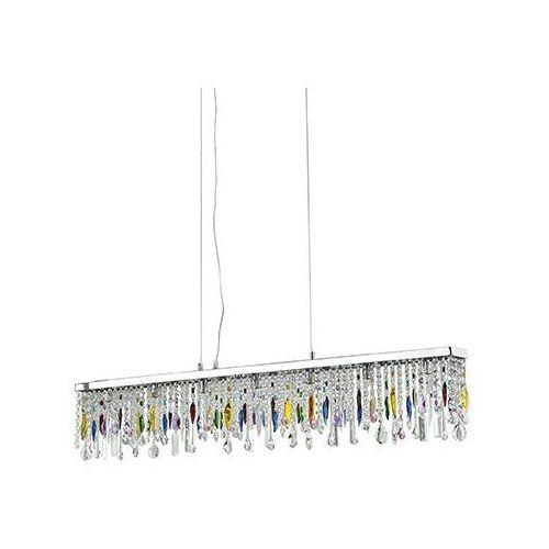 Ideal Lux Lampa wisząca Giada Color SP7 - 099170, kolor kolorowy