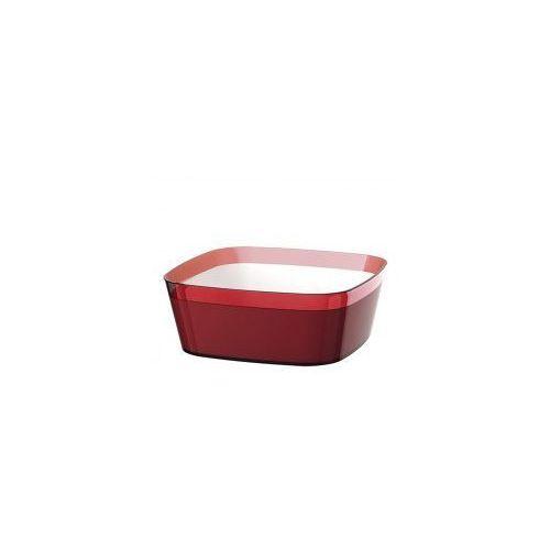 Emsa Misa na sałatę 22 cm venice czerwona em-512911