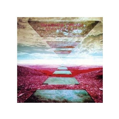 Virgin Tangerine dream - stratosfear [lp]