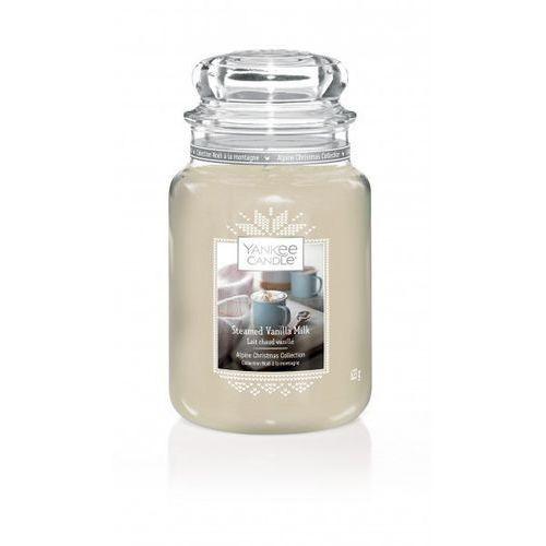 Yankee candle świeca steamed vanilia milk 623g (5038581079028)