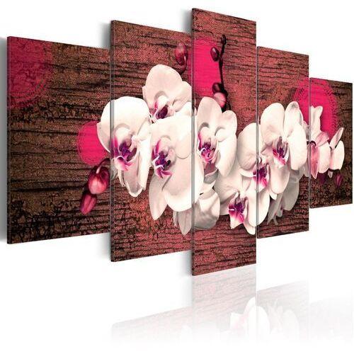 Artgeist Obraz - radość i orchidea