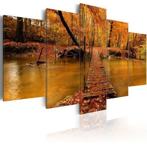 Artgeist Obraz - redness of autumn