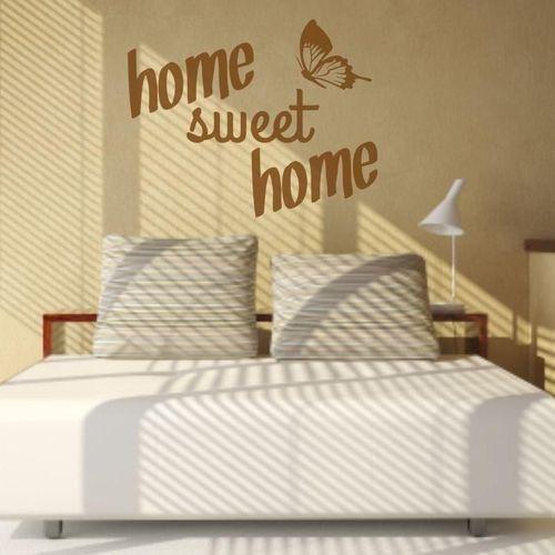 home sweet home 1720 naklejka