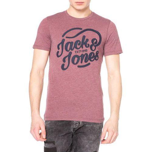 Jack & jones longboard koszulka fioletowy l marki Jack & jones