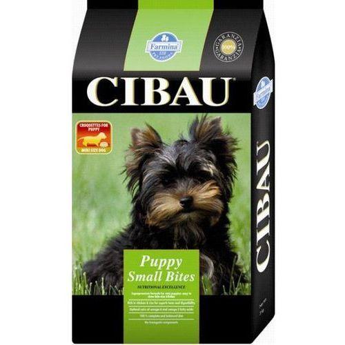 FARMINA Cibau Puppy Small Bites karma dla szczeniąt