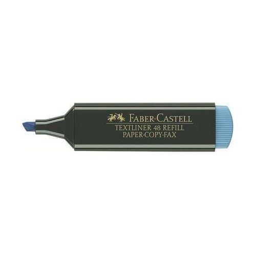 Zakreślacz 154851 niebieski marki Faber-castell