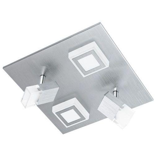 Plafon Eglo Masiano 94512 lampa sufitowa ścienna 2x3,3W/2x5,4W LED aluminium szczotkowane (9002759945121)