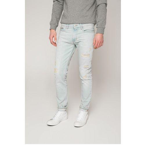 - jeansy berlin blue, Calvin klein jeans