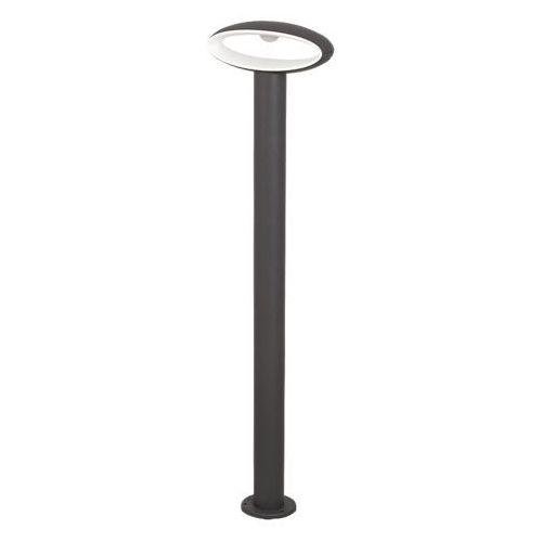 Lampa stojąca ogrodowa Rabalux Bristol 1x9W LED IP54 szara 8704