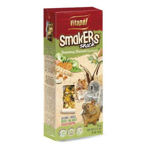 smakers dla gryzoni - brokułowy 2szt [1139] marki Vitapol