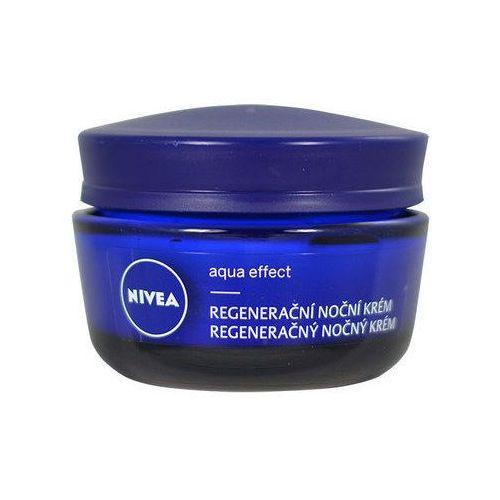 Nivea Regenerating Night Care 50ml W Krem do twarzy do skóry normalnej i mieszanej