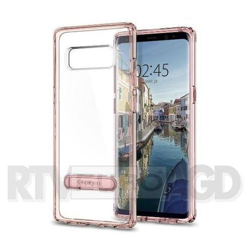 Spigen  ultra hybrid s 587cs22068 samsung galaxy note8 (crystal pink)