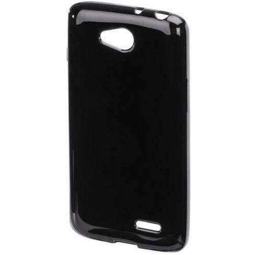 Etui HAMA GSM Crystal Case LG L70 Czarny z kategorii Futerały i pokrowce do telefonów