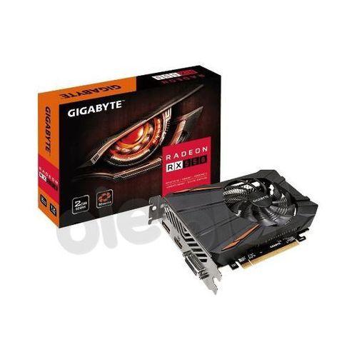 Gigabyte  radeon rx 550 2gb gddr5 128bit - produkt w magazynie - szybka wysyłka!