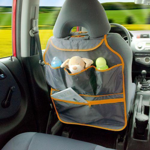 organizer do auta – pomarańczowy marki Diago