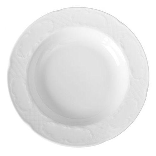 Fine dine Talerz głęboki porcelanowy śr. 23.5 cm palazzo