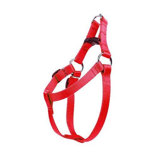 szelki taśmowe regulowane kolor: czerwony obwód 40cm marki Chaba