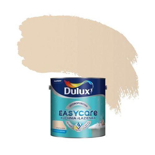 Farba wewnętrzna EASYCARE KUCHNIA I ŁAZIENKA 2.5 l Pustynny szlak DULUX, 5249798